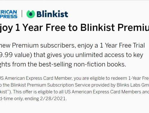 Free Blinkist Premium