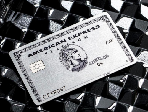 £200 Free Dining Credit with The Platinum Card